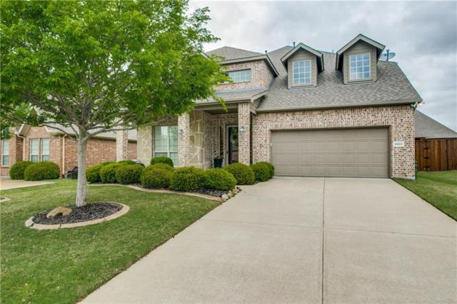 9842 Royalwood Lane, Frisco, TX 75035 (MLS #14075761) :: All Cities Realty