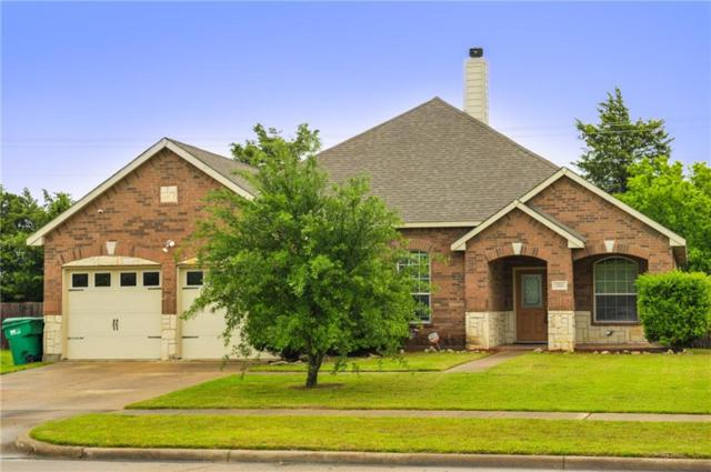 1514 Forest Creek Drive, Cedar Hill, TX 75104 (MLS #14075851) :: The Hornburg Real Estate Group