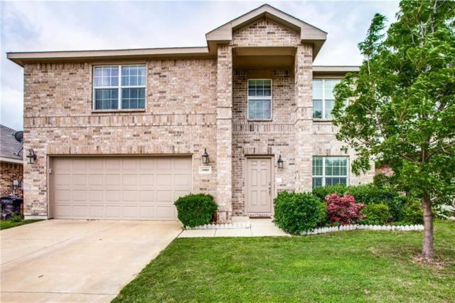 10009 Chrysalis Drive, Fort Worth, TX 76131 (MLS #14075978) :: RE/MAX Town & Country