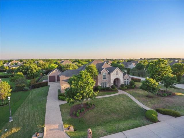 5209 Coral Springs Drive, Flower Mound, TX 75022 (MLS #14076063) :: RE/MAX Town & Country