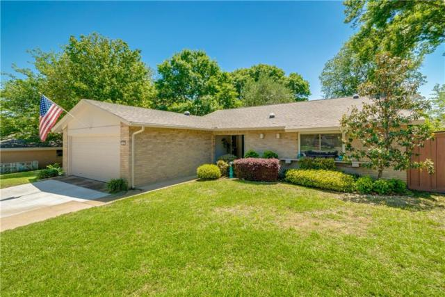 12 Eastport Place, Plano, TX 75074 (MLS #14076064) :: The Hornburg Real Estate Group