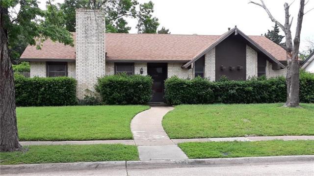 1308 Cherry Hill Lane, Lewisville, TX 75067 (MLS #14076204) :: Baldree Home Team