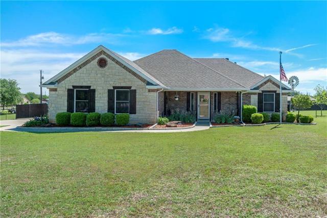 104 Miramar Circle, Weatherford, TX 76085 (MLS #14076211) :: The Hornburg Real Estate Group
