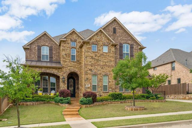 9849 Broiles Lane, Fort Worth, TX 76244 (MLS #14076272) :: Real Estate By Design