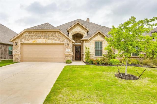 2712 Elmwood Drive, Burleson, TX 76028 (MLS #14076320) :: Baldree Home Team