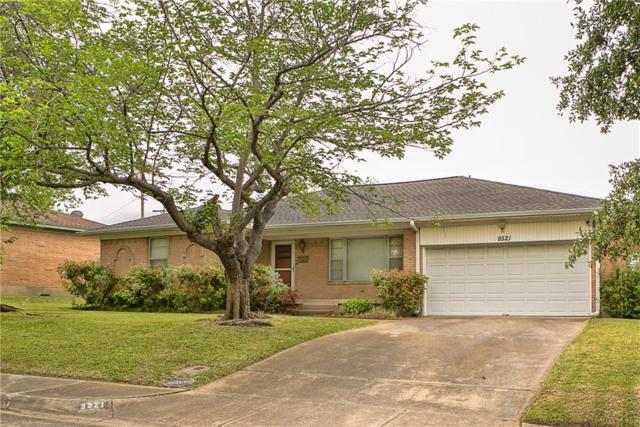 8521 Sweetwater Drive, Dallas, TX 75228 (MLS #14076363) :: Kimberly Davis & Associates