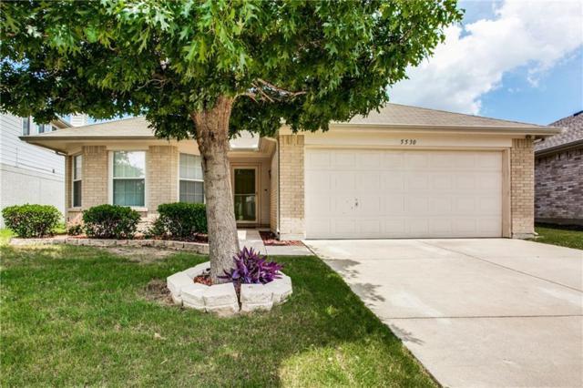 5530 Mandarin Way, Dallas, TX 75249 (MLS #14076400) :: Baldree Home Team
