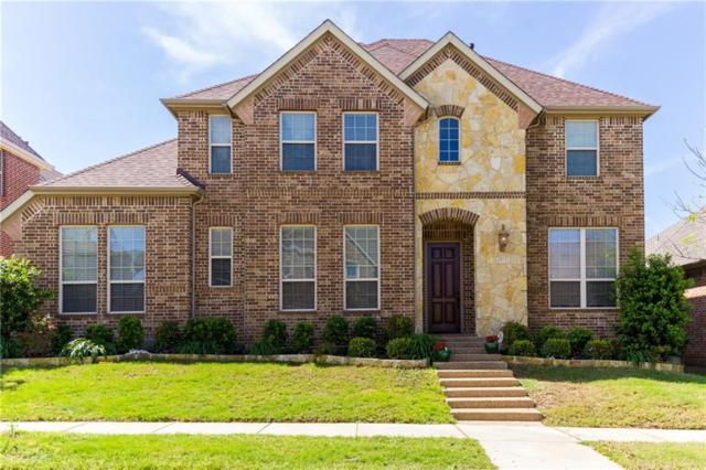 2012 Ironside Drive, Lewisville, TX 75056 (MLS #14076482) :: The Hornburg Real Estate Group