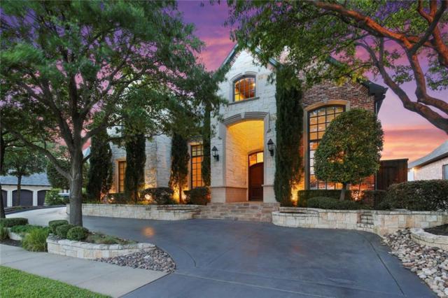 4005 Saint Johns Circle, Carrollton, TX 75010 (MLS #14076542) :: The Heyl Group at Keller Williams
