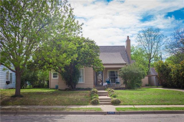 2405 Vincent Street, Brownwood, TX 76801 (MLS #14076619) :: RE/MAX Town & Country