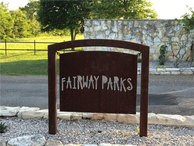 Lot 30 Fairway Parks, Corsicana, TX 75110 (MLS #14076657) :: The Heyl Group at Keller Williams