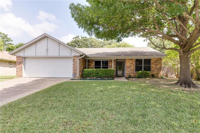 732 Highland Park Drive, Hurst, TX 76054 (MLS #14076709) :: The Chad Smith Team