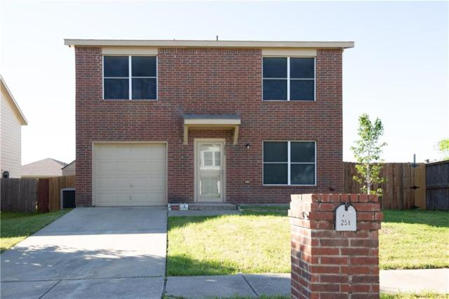 258 Green Meadows Road, Wilmer, TX 75172 (MLS #14076719) :: The Heyl Group at Keller Williams