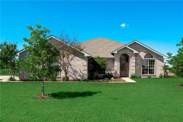2136 Saler Drive, Crowley, TX 76036 (MLS #14076796) :: The Hornburg Real Estate Group