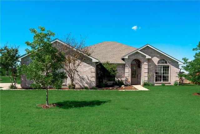 2136 Saler Drive, Crowley, TX 76036 (MLS #14076796) :: Baldree Home Team