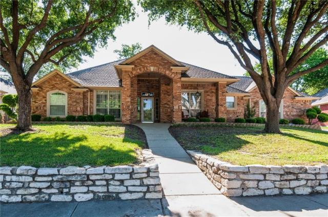 5593 Greenview Court, North Richland Hills, TX 76148 (MLS #14076955) :: The Heyl Group at Keller Williams