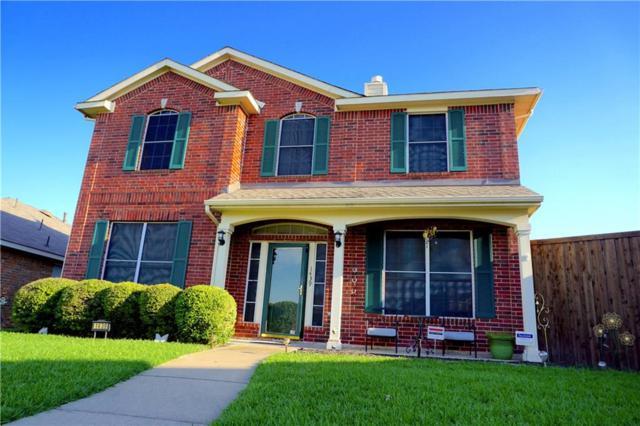 1439 Vanderbilt Lane, Mesquite, TX 75181 (MLS #14077070) :: The Hornburg Real Estate Group