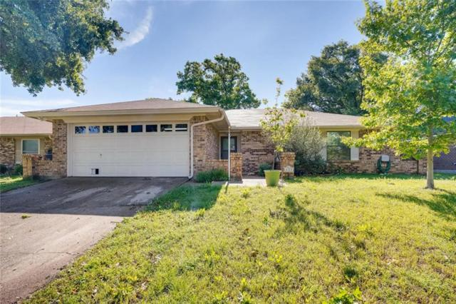 6329 Canyon Circle, Fort Worth, TX 76133 (MLS #14077144) :: The Heyl Group at Keller Williams