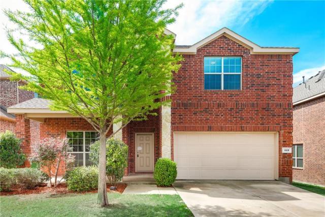 513 Lipizzan Lane, Celina, TX 75009 (MLS #14077183) :: Kimberly Davis & Associates