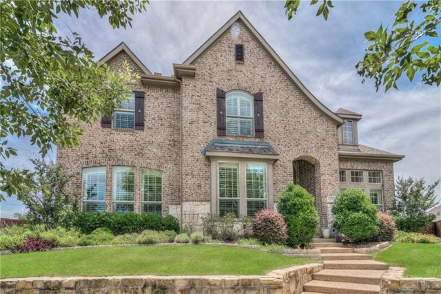 2124 Ironside Drive, Lewisville, TX 75056 (MLS #14077226) :: The Hornburg Real Estate Group