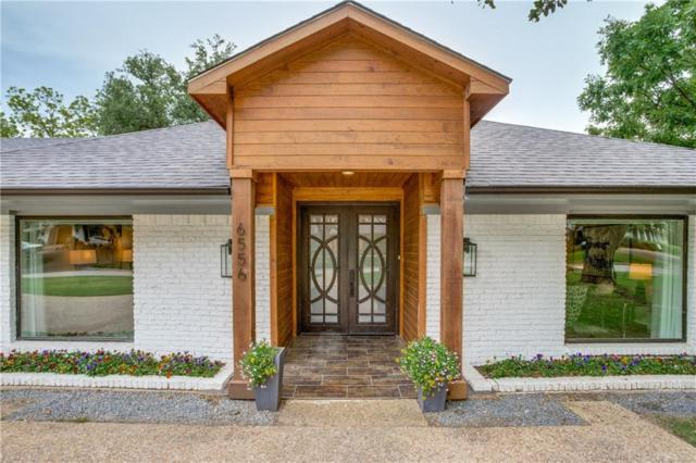 6556 Crestmere Drive, Dallas, TX 75254 (MLS #14077292) :: Hargrove Realty Group