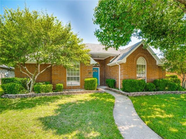 2306 Orchard Trail, Garland, TX 75040 (MLS #14077424) :: The Hornburg Real Estate Group