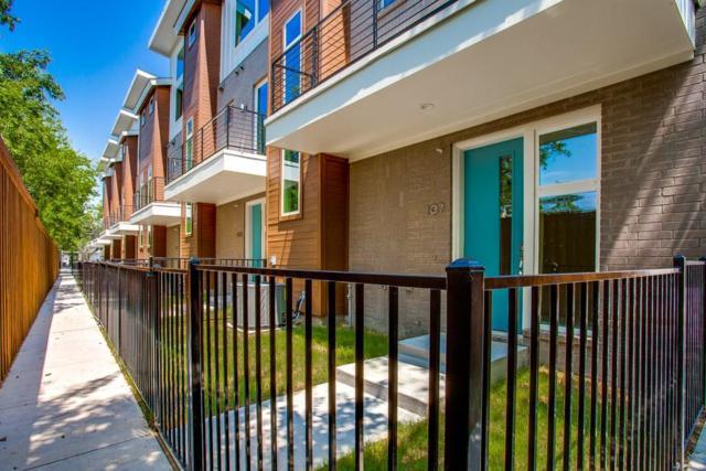 4626 Munger Avenue #201, Dallas, TX 75204 (MLS #14077429) :: Van Poole Properties Group
