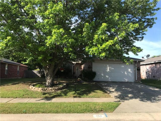 4511 Courtside Drive, Mckinney, TX 75072 (MLS #14077464) :: Roberts Real Estate Group