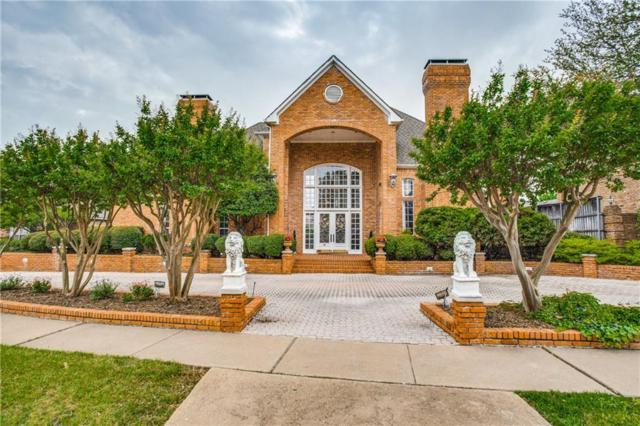 3408 Caleo Court, Plano, TX 75025 (MLS #14077486) :: The Hornburg Real Estate Group