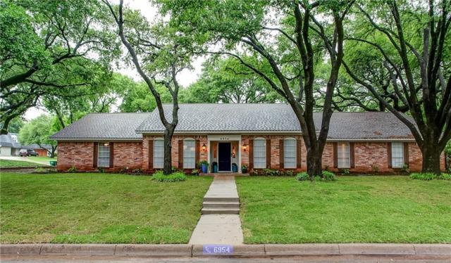 6954 Tamarack Road, Fort Worth, TX 76116 (MLS #14077489) :: Potts Realty Group