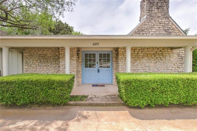 4019 Cimmaron Trail, Granbury, TX 76049 (MLS #14077517) :: The Rhodes Team
