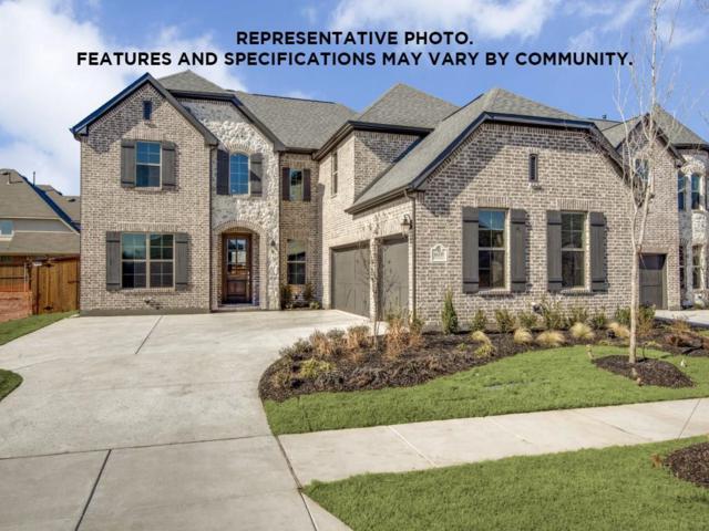 105 Driscoll Lane, Frisco, TX 75068 (MLS #14077526) :: Kimberly Davis & Associates