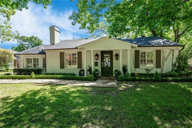 312 Eastwood Avenue, Fort Worth, TX 76107 (MLS #14077532) :: Real Estate By Design