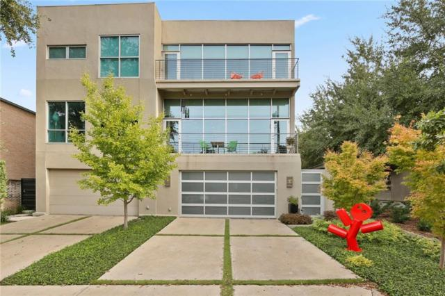 3505 Cragmont Avenue, Dallas, TX 75205 (MLS #14077621) :: RE/MAX Landmark