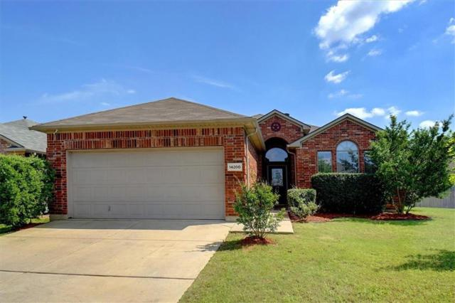 14200 Polo Ranch Street, Fort Worth, TX 76052 (MLS #14077628) :: The Hornburg Real Estate Group