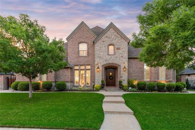 604 Shetland Drive, Colleyville, TX 76034 (MLS #14077758) :: The Tierny Jordan Network