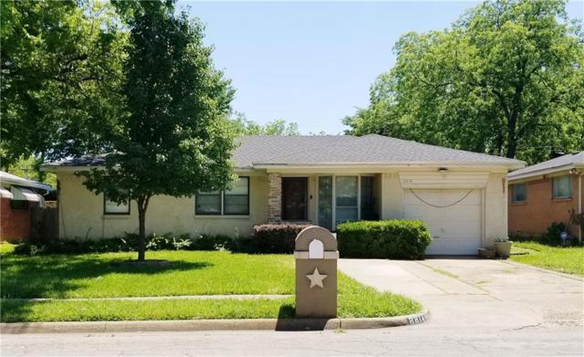 8814 Jennie Lee Lane, Dallas, TX 75227 (MLS #14077903) :: NewHomePrograms.com LLC