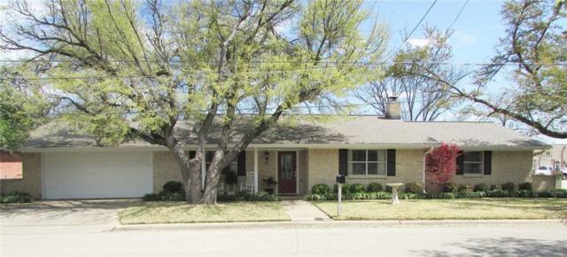 509 N Columbia Street, Stephenville, TX 76401 (MLS #14077996) :: The Rhodes Team