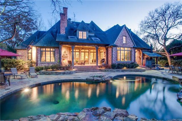 6409 Norway Road, Dallas, TX 75230 (MLS #14077998) :: Robbins Real Estate Group