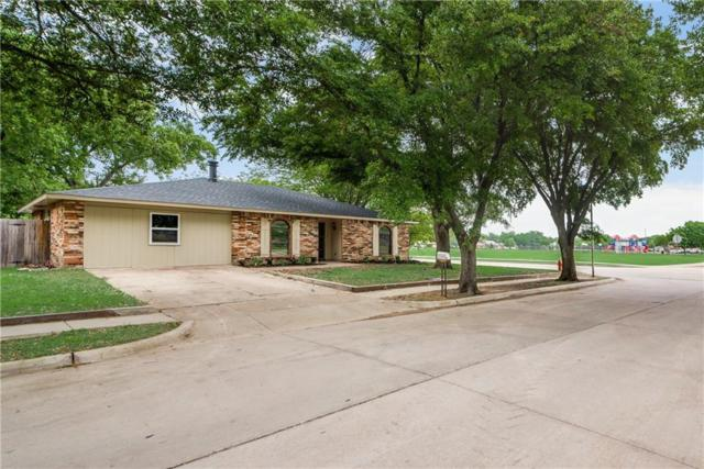 434 E Grenoble Drive, Grand Prairie, TX 75052 (MLS #14078005) :: The Hornburg Real Estate Group