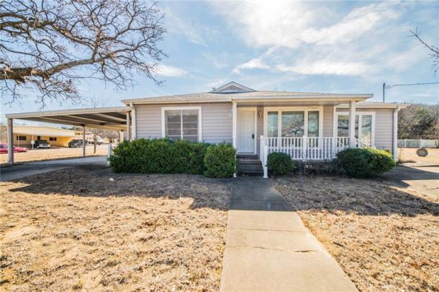 805 1st Street, Mineral Wells, TX 76067 (MLS #14078086) :: The Real Estate Station