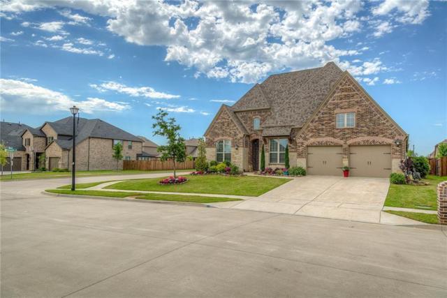 6818 Chianti Court, Rowlett, TX 75088 (MLS #14078125) :: RE/MAX Town & Country