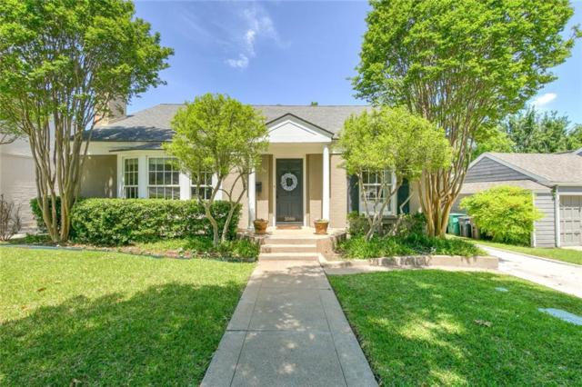 3588 W 4th Street, Fort Worth, TX 76107 (MLS #14078269) :: The Rhodes Team