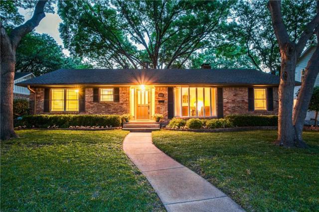 2207 Canyon Creek Plaza, Richardson, TX 75080 (MLS #14078319) :: The Hornburg Real Estate Group