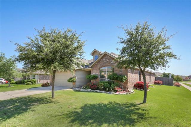 1025 Junegrass Lane, Crowley, TX 76036 (MLS #14078340) :: The Hornburg Real Estate Group