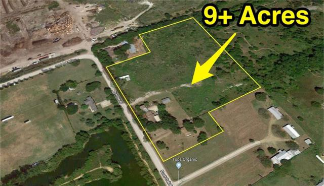 2820 Post Oak Road, Hutchins, TX 75141 (MLS #14078345) :: The Heyl Group at Keller Williams
