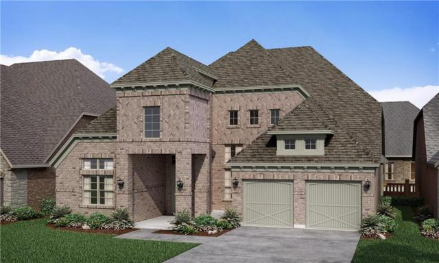 9608 Woodford Lane, Frisco, TX 75035 (MLS #14078405) :: The Real Estate Station