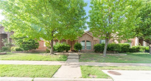 1721 Woodstream Lane, Allen, TX 75002 (MLS #14078529) :: Baldree Home Team