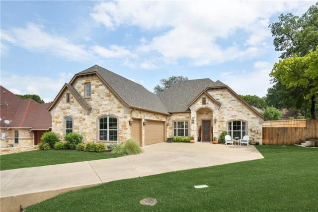 9707 Trinity Court, Granbury, TX 76049 (MLS #14078591) :: The Real Estate Station