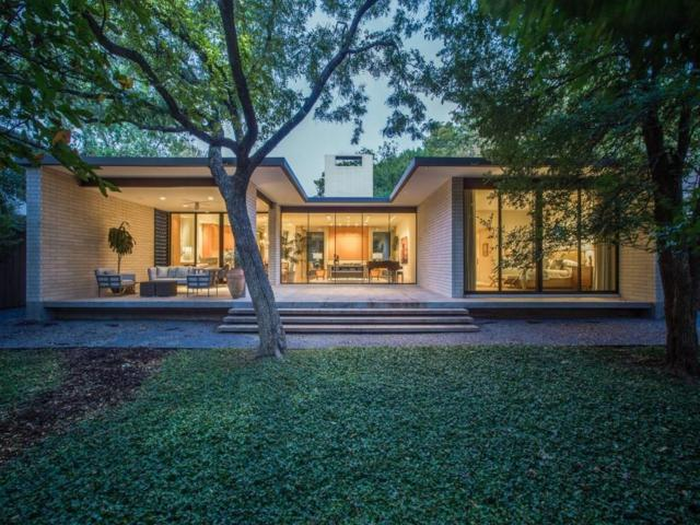 4603 Bluffview Boulevard, Dallas, TX 75209 (MLS #14078635) :: The Heyl Group at Keller Williams